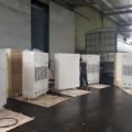 Máy hút ẩm công nghiệp Kasami KD-480 ra quân xử lý ẩm
